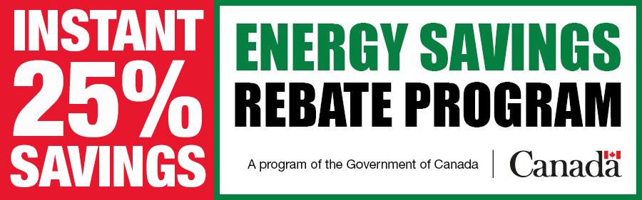 Energy Savings Rebate Program